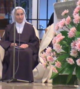 Hna. María Dolores del Corazón de Jesus