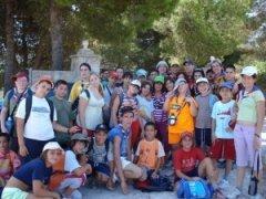 Campamento de Verano 2008