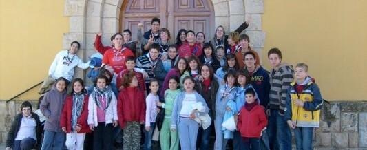 Los Junior de nuestra parroquia, breve historia