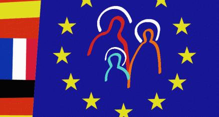 El futuro de Europa pasa por la familia cristiana (descarga el díptico y pásalo)