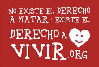 SÍ A LA VIDA: concentraciones en toda España