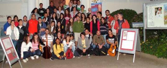 Nuestros jóvenes: De misioneros por Alemania