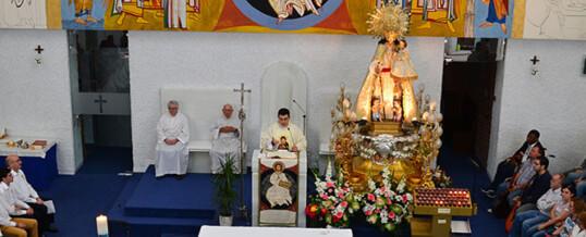 Virgen de los Desamparados 2017