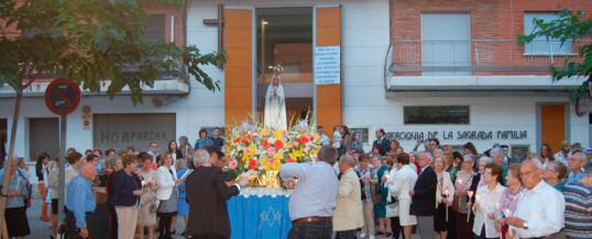 Virgen de Fatima 2016