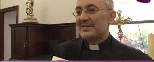 Rafa Reig nuestro anterior párroco celebra sus 25 años de sacerdocio