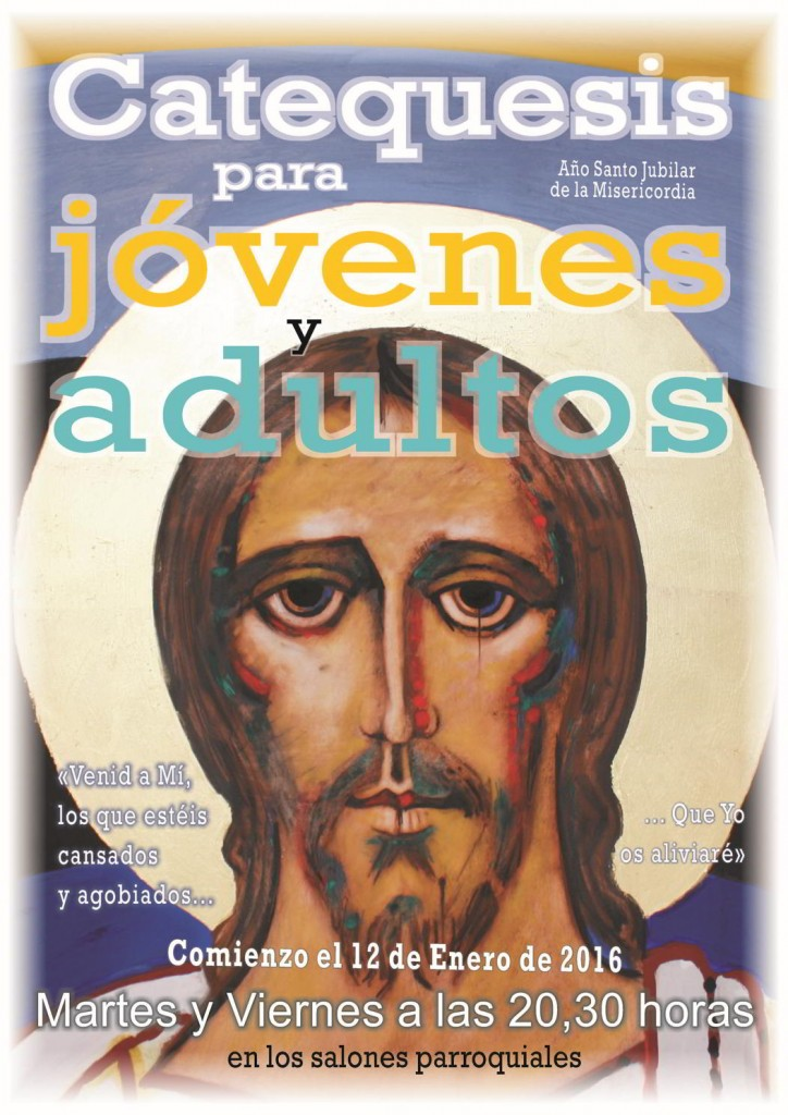 CARTELCATEQUESIS ENERO 2016