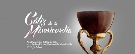 PEREGRINACIÓN AL SANTO CÁLIZ (semana preparatoria)