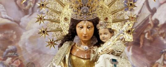 Acto de desagravio a la Virgen de los Desamparados