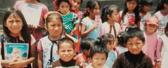 CÁRITAS SAGRADA FAMILIA: MISIÓN PERÚ 2017