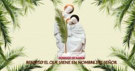 DOMINGO DE RAMOS 2018 FOTOS Y RETRANSMISIÓN