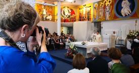 FOTOS Misa y procesión Virgen de Fátima 2018