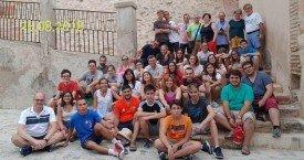 ESTUVIMOS EN EL ENCUENTRO VOCACIONAL DEL CAMINO NEOCATECUMENAL –  Murcia 2018
