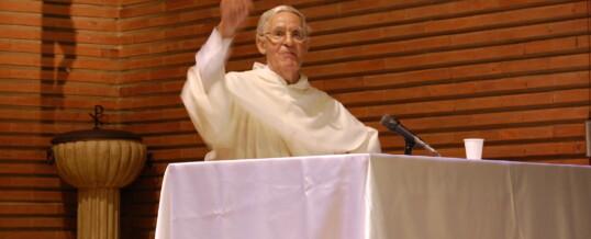 FRAY GERARDO: UNA VIDA PLENA (Nos cuenta la historia de la parroquia en un vídeo inédito)