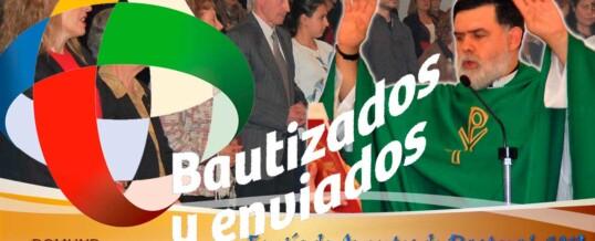ENVÍO DE LOS AGENTES DE PASTORAL EN LA JORNADA DEL DOMUND 2019 (Fotos y vídeo)