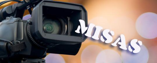 DONDE ESCUCHAR O VER MISAS (TV-INTERNET-RADIO)
