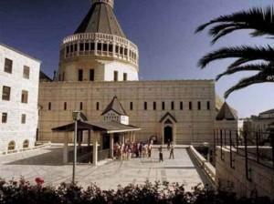 Baslica Aanunciacio en Nazaret