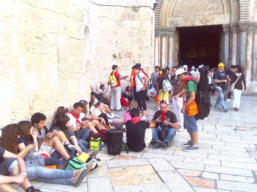 Puerta del Santo Sepulcro
