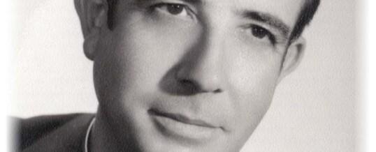 Traslado restos mortales de D. Juan Navarro a nuestra Parroquia