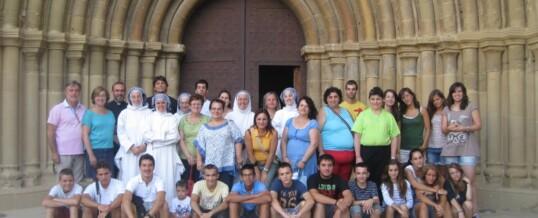 Peregrinación al monasterio de Sigena