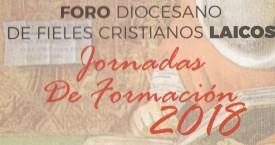 JORNADAS DE FORMACIÓN 2018