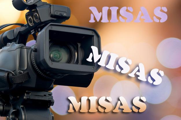 horarios de retransmisiones de misas en España