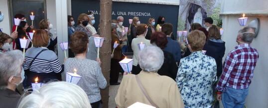 Bendición de nuestra «Gruta de Lourdes» (Álbum fotográfico)