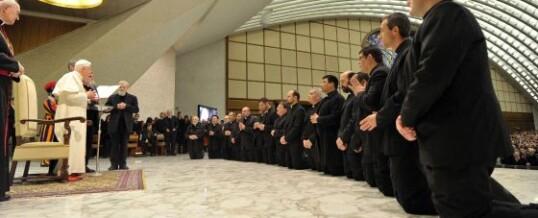 Celebracion de los 40 años del Camino Neocatecumenal en Roma